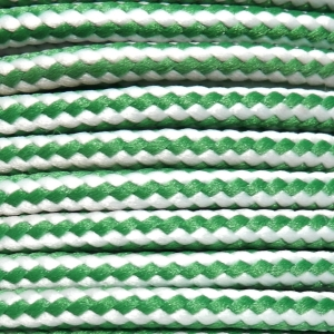 CORD108 - COLOUR 1 - GREEN/WHITE