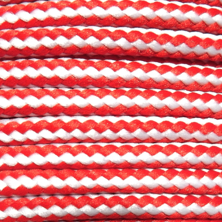 CORD108 - COLOUR 2 - RED/WHITE