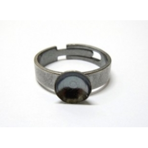 8mm Concave Ring Base With 5mm Ring