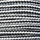 CORD108 - COLOUR 5 - BLACK/WHITE