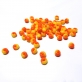 Round nº 5 - Bicolour Yellow/Orange Opaque