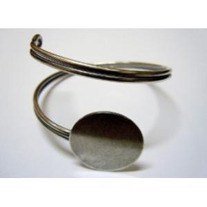 Spiral Bracelet Base 25mm