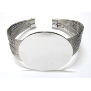 Multistring Bracelet Base 43mm
