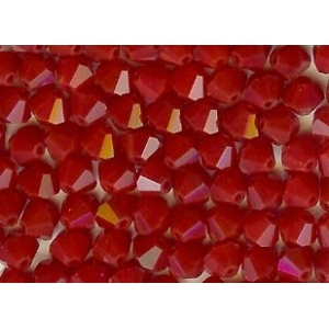 5328 4mm Dark Red Coral