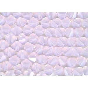 5328 5mm Rose Water Opal