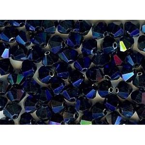 5328 5mm Metallic Blue 2x