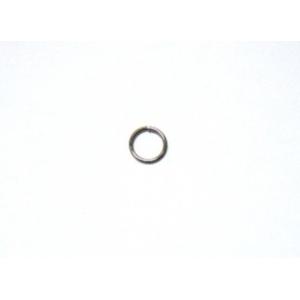 Anilla 4mm Plata