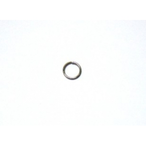 Silver Jump Ring 4mm