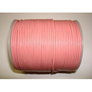 Leather String 1.5mm - Pink 116