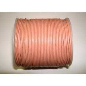 Leather String 1.5mm - Light Pink 129