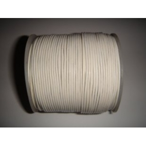 Leather String 1.5mm - White 104
