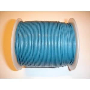 Cordon Cuero 1.5mm - Azul 138