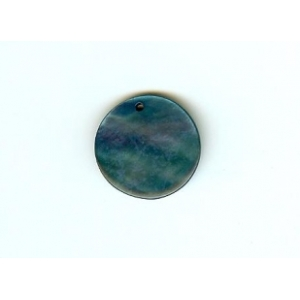 Nacre Disc 15mm