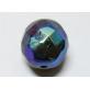 Bola Cristal Facetada 14mm