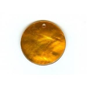 Disco Nacar 20mm - Naranja AGB-74