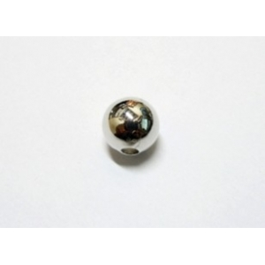 Silver Ball 4mm