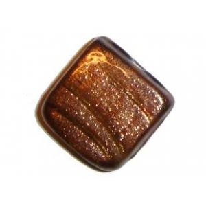 Copper Glass Square