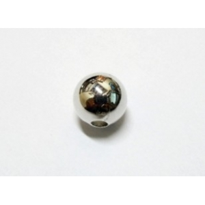 Silver Ball 6mm