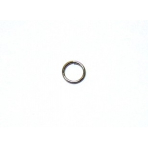 Silver Jump Ring 8mm