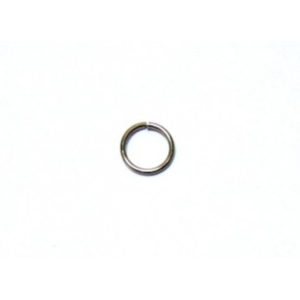 Silver Jump Ring 10mm