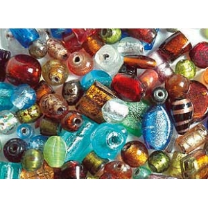 Mixture Of Glass Beads