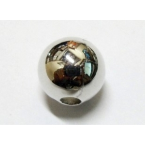 Silver Ball 10mm