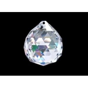 Cristal primera Lagrima Bola 40mm
