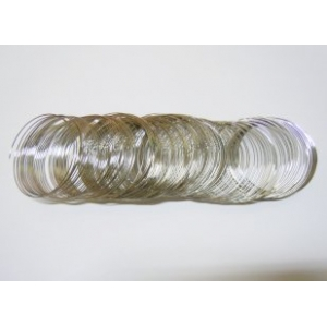Stainless Steel Memory Wire (Ring)
