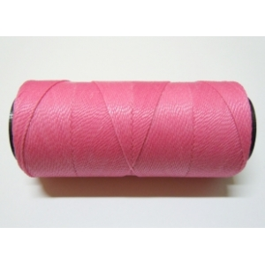 Polyester Brazilian Waxed 1mm - Pink 0626