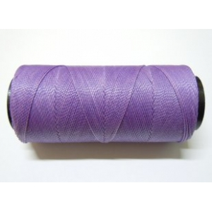 Polyester Brazilian Waxed 1mm - Light Purple 0360