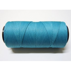 Polyester Brazilian Waxed 1mm - Turquoise 0229