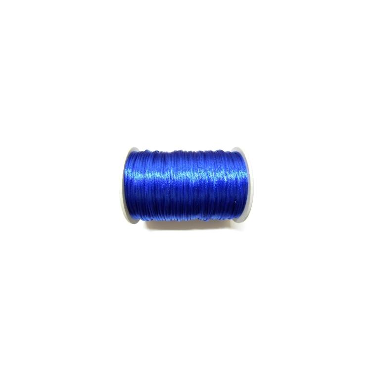 Satin Cord 2mm - Dark Blue