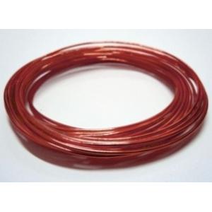 Hilo Aluminio 1.5mm - Rojo