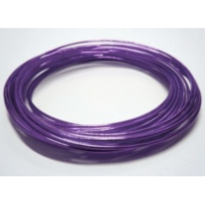 Aluminium Wire 1.5mm - Purple